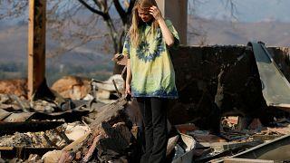 Καλιφόρνια: Οι φλόγες «γλείφουν» τις επαύλεις Λεμπρόν - Σβαρτσενέγκερ