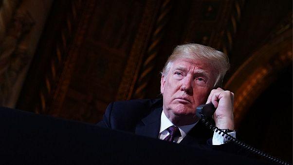یک مقام امنیتی آمریکا درباره مکالمه ترامپ با زلنسکی شهادت میدهد