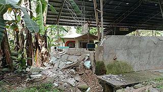 شاهد: زلزال بقوة 6,5 درجات يضرب جنوب الفيليبين للمرة الثانية في أسبوع