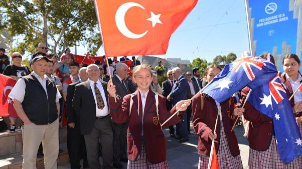 Dünyadan 29 Ekim Cumhuriyet Bayramı kutlamaları