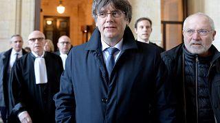 La extradición de Puigdemont en el aire al menos hasta el 16 de diciembre