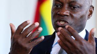 O presidente da Guiné-Bissau, José Mário Vaz TIAGO PETINGA/LUSA