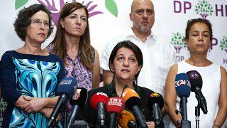 HDP Eş Genel Başkanı Pervin Buldan kayyum kararlarına tepki gösterdi