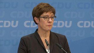 Germania: il tracollo in Turingia scuote la Cdu, l'ala conservatrice contro Kramp-Karrenbauer