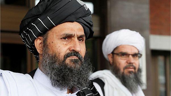 نمایندگان گروه طالبان افغانستان