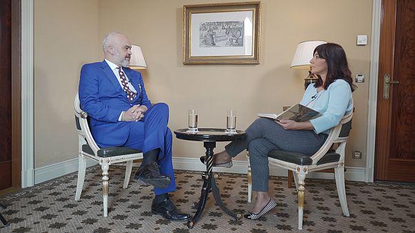 Έντι Ράμα στο euronews: H Αλβανία παράδειγμα σεβασμού των μειονοτήτων