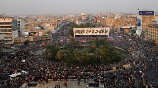 Ιράκ: Τουλάχιστον 17 νεκροί σε αντικυβερνητικές διαδηλώσεις
