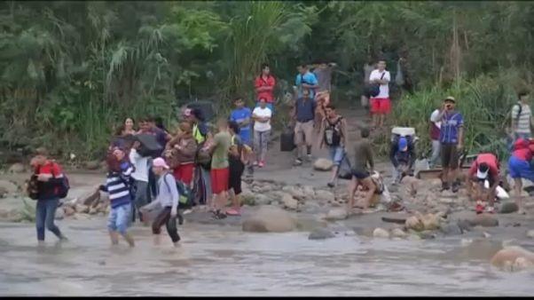 Crisi in Venezuela: i paesi limitrofi chiedono aiuti internazionali