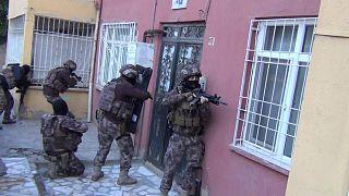 IŞİD'e yönelik operasyonda