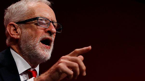 "Corbyn preparado para a campanha mais ""ambiciosa"" e ""radical"" de sempre"