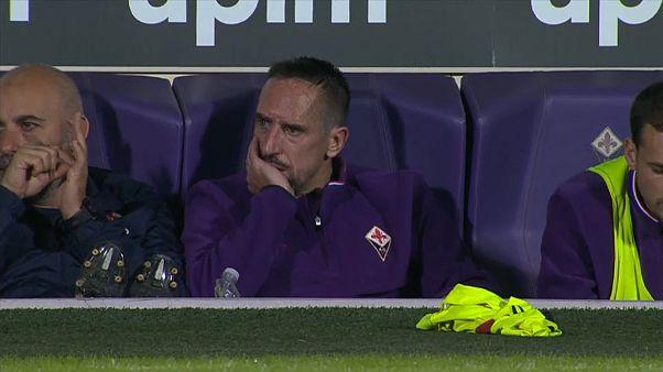 Florenz: 3 Spiele Sperre für Rüpel Ribéry