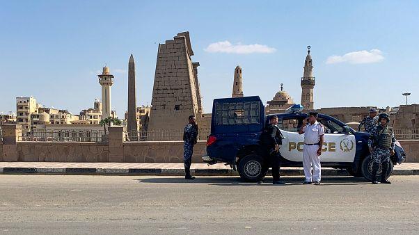 """مقتل 13 """"إرهابيا"""" في مواجهة مع الشرطة المصرية شمال سيناء"""