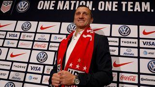 """Női labdarúgás: macedón származású az új """"Amerika Kapitány"""""""