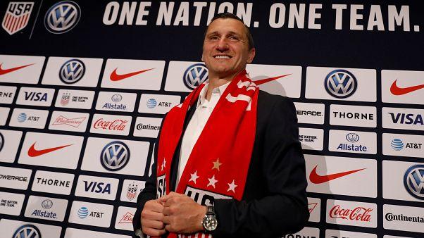 Weltmeister USA präsentiert neuen Trainer Andonovski (43)