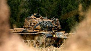 İnsan Hakları Gözlemevi: Suriye'de rejime bağlı 6 asker TSK'nın topçu atışları sonucu öldü