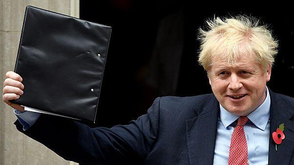 بوريس جونسون رئيس الوزراء البريطاني