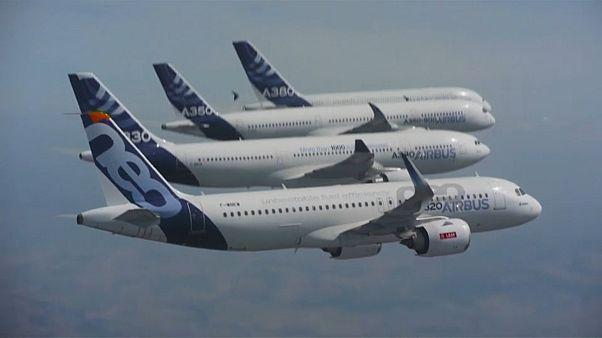 Airbus vai investir 40 milhões em Santo Tirso