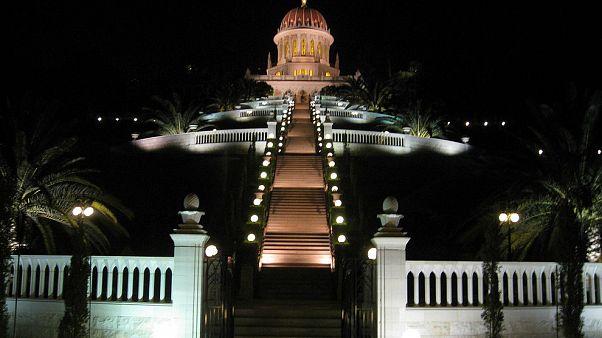 cc Flickr as Bahá'í Shrine of the Bab in Haifa, Israel  Patrick Barry