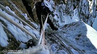 La conquista delle quattordici vette da record mondiale