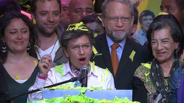 Bogotá wählt zum ersten Mal eine Frau als Bürgermeisterin