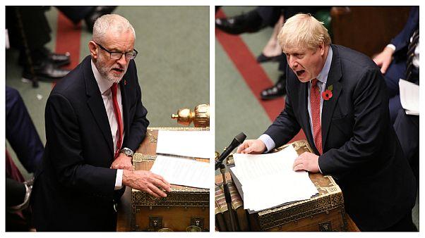 مجلس عوام بریتانیا به برگزاری انتخابات زودهنگام رای داد