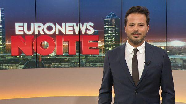 Euronews Noite | As notícias do Mundo de 29 de outubro de 2019