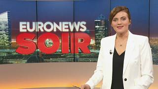 Euronews Soir : l'actualité du mardi 29 octobre 2019