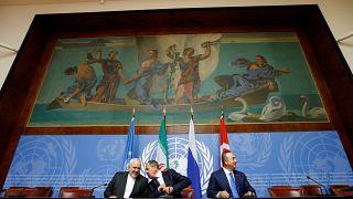 Первая встреча правительства и оппозиции Сирии