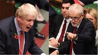 """Jeremy Corbyn: """"Queremos que o país se livre deste governo imprudente"""""""