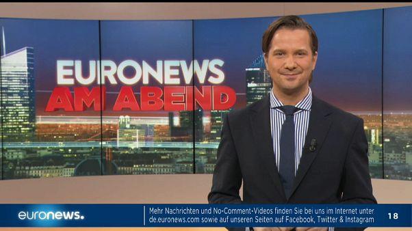 Euronews am Abend | Die Nachrichten vom 29. Oktober 2019 mit Lutz Faupel