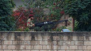 Курды ушли из зоны безопасности