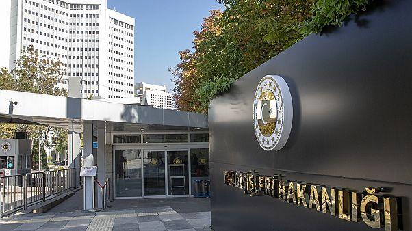 ABD'nin Türkiye'ye yaptırım yasa tasarısına Ankara'dan tepki