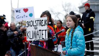 لماذا رفضت الناشطة السويدية من أجل المناخ غريتا تونبرغ جائزة بيئية عريقة؟