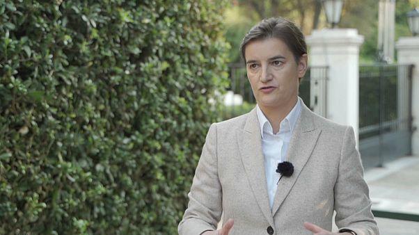 Μπρνάμπιτς στο euronews: Αλυσιδωτές επιπτώσεις από το μπλόκο της ΕΕ σε Αλβανία-Βόρεια Μακεδονία