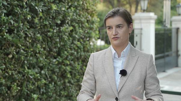 EU warnt Serbien - Interview mit Ministerpräsidentin Ana Brnabić