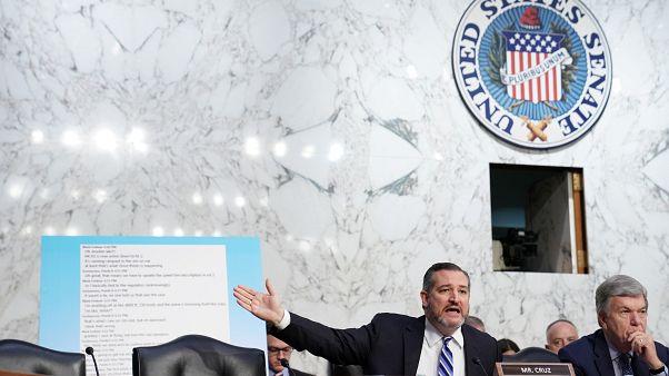 ABD'li Senatör Ted Cruz Ermeni karar tasarısını sunan iki isimden birisi