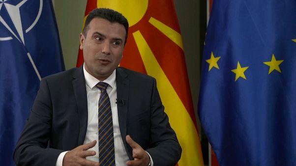 Failure to begin EU accession talks 'a betrayal' - North Macedonian Prime Minister
