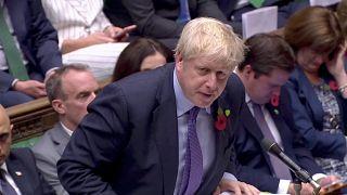 Premières passes d'armes électorales au Parlement britannique