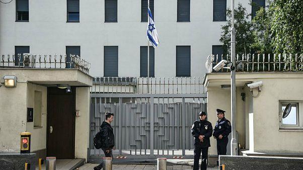 سفارت اسرائیل در مسکو