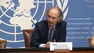 Genf: szíriai béketárgyalások újratöltve
