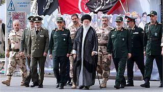 واکنش خامنهای به تحولات عراق و لبنان: برای کشور ما هم از این فکرها کرده بودند