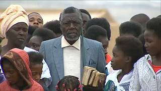 O núcleo familiar mais numeroso de Angola