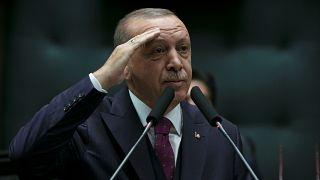 اردوغان: گشت مشترک نظامی ترکیه و روسیه در شمال سوریه جمعه آغاز میشود