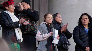 Greta Thunberg visszautasította az Északi Tanács díját