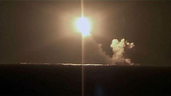 روسیه پیشرفتهترین زیردریایی اتمی خود «شاهزاده ولادیمیر» را آزمایش کرد