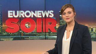 Euronews Soir : l'actualité du mercredi 30 octobre 2019