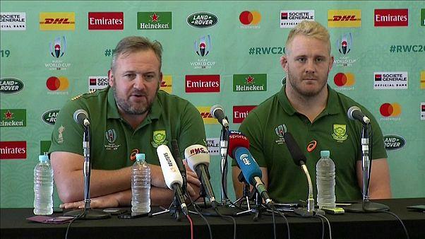 Südafrika erwartet England im Finale der Rugby-WM