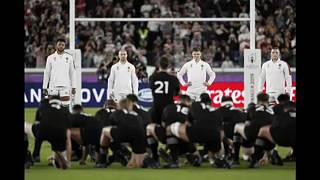 Rugby: Inglaterra multada por interferir en la haka de los All Blacks