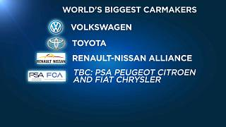 Πιθανή συγχώνευση Peugeot-Fiat