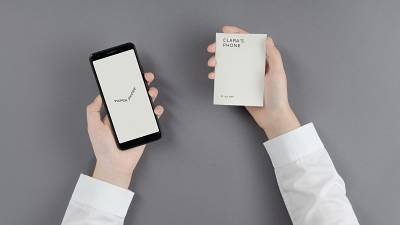 The Paper Phone creates a booklet with all the information you might need if you leave your phone at home.
